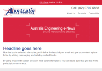 Australis Engineering | Engineering Consultant