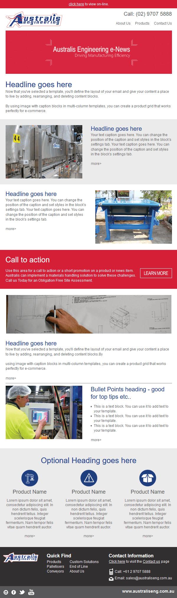 Australis Engineering   Engineering Consultant