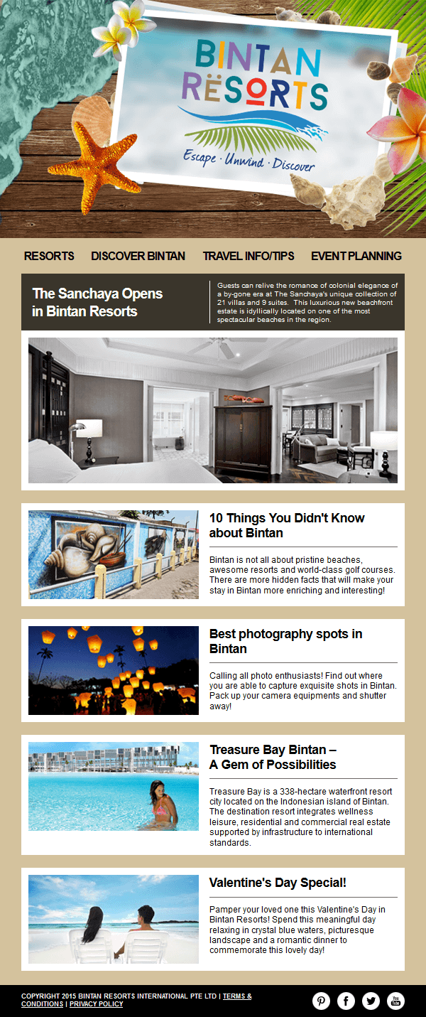 Bintan Resorts | Resort Hotel