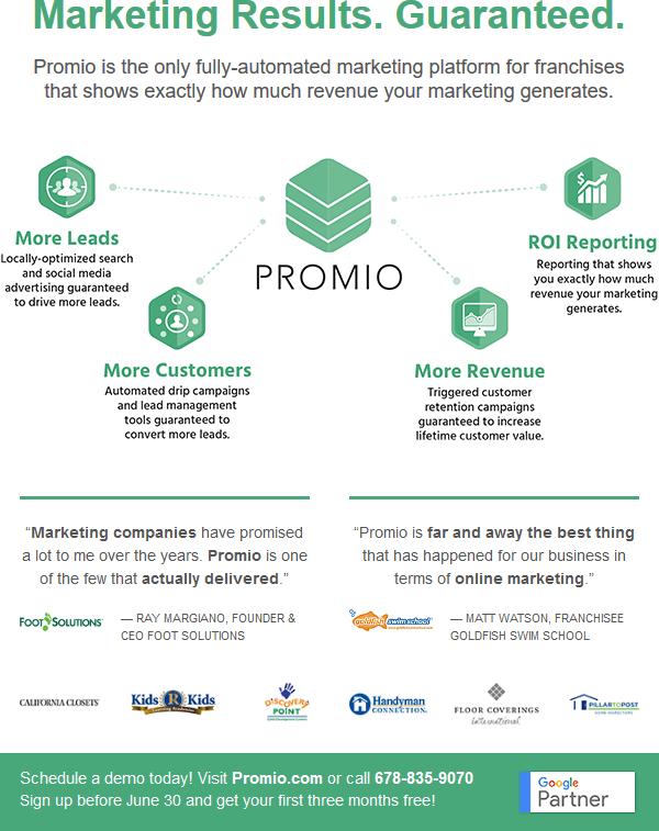 Promio | Marketing Consultant
