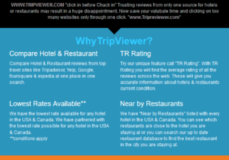 Trip Reviewer | Travel Guide Portal