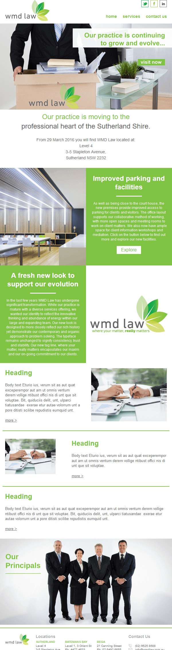 WMD Law   Legal Firm
